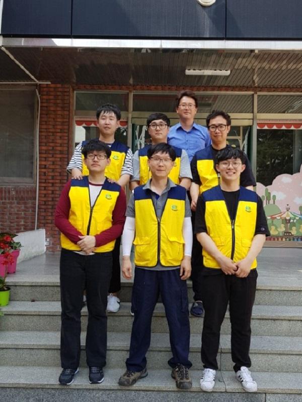 삼성원 봉사활동 06월 08일