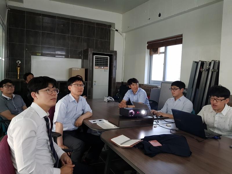 기술지원팀 사내교육